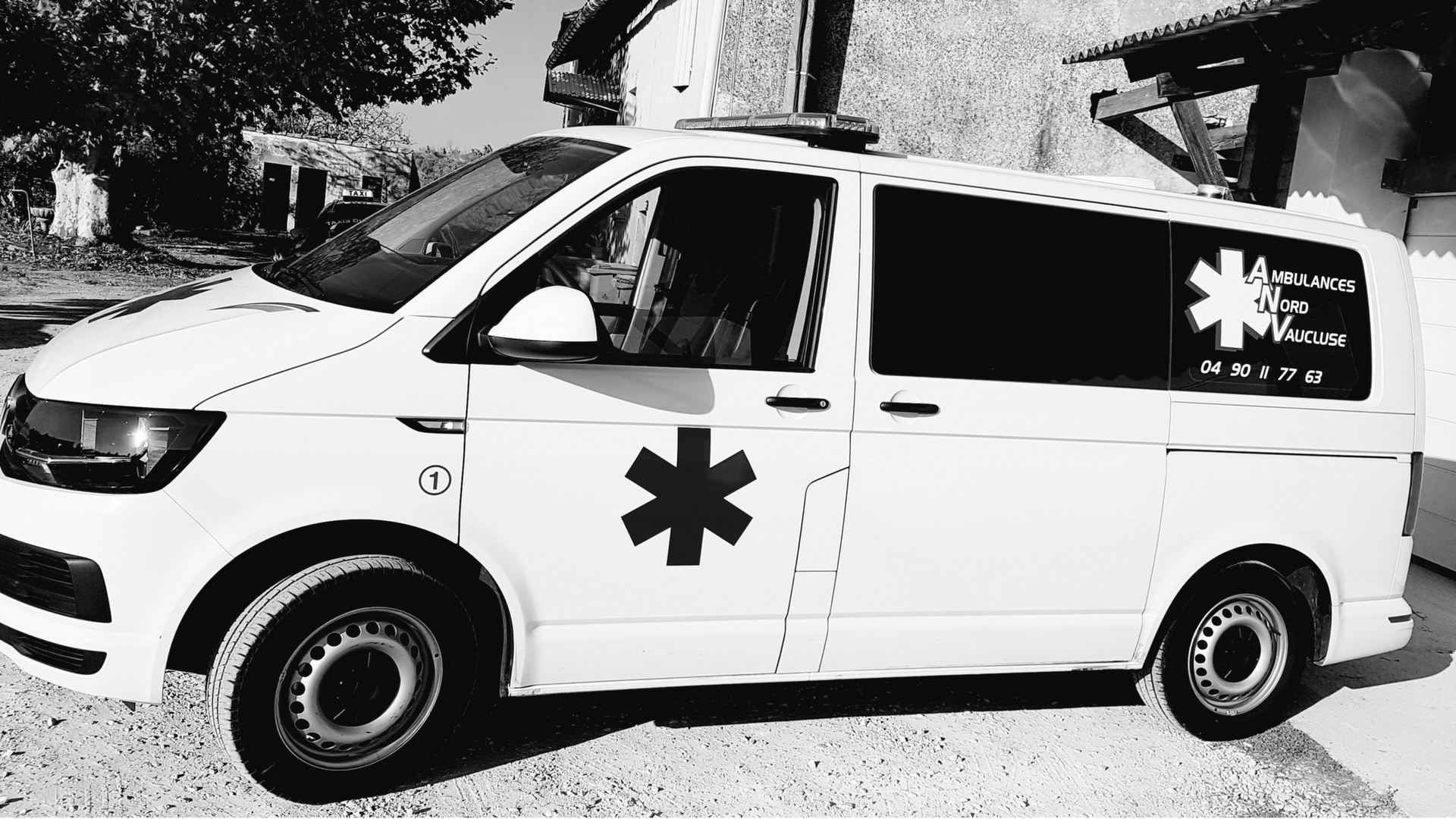 Ambulances à Orange